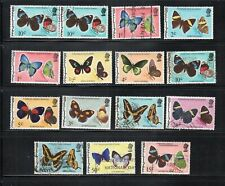 BELIZE   STAMPS USED & MINT  HINGED       LOT  31475