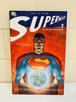 'All-Star Superman' Vol 2 - Grant Morrison, Frank Quitely - Paperback