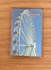 Fridge Magnet 'The Norwich Union Yorkshire Wheel'