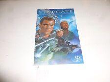 STARGATE SG1 - P.O.W. - No 2 - Date 03/2004 - Avatar Comics
