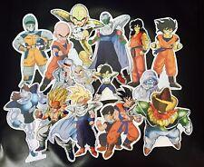 Dragon Ball Z DBZ Foil Holo Sticker Set UR *RARE* VINTAGE dragonball AUTHENTIC