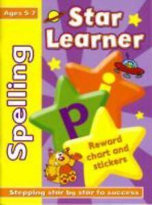 Star Learner Spelling 5-7