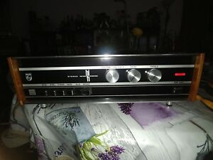 Amplificatore stereo vintage Philips
