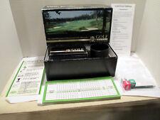 VTG 1999 Golf Trivia Challenge Game Best Ball Sports PGA & LPGA - New Open Box