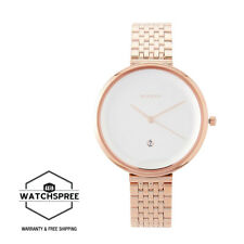 Skagen Ladies' Gitte White Dial Dress Watch SKW2421