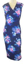 Marks and Spencer V-Neck Party Floral Dresses for Women