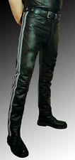 Hosengröße 48 Herrenhosen aus Leder in normaler Größe