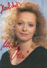 Autogramm - Ulrike Mai (Marienhof)