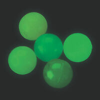 Glow-In-The-Dark Bouncy Balls - 144 Pc. - Toys - 144 Pieces