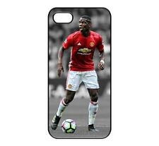Paul Pogba Manchester United iPhone Cover Case ALL SIZES