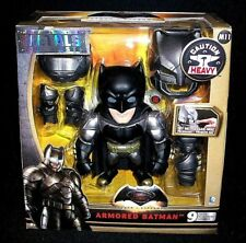ARMORED BATMAN VS SUPERMAN Action Figure DC Comic Book Movie Die Cast Metal M11
