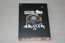 Armia - Przystanek Woodstock 2004 DVD NEW SEALED