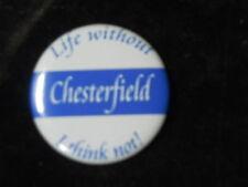 Chesterfield League Two Club Football Badges & Pins