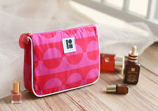 ESTEE LAUDER Red Makeup Cosmetics Bag, Lisa Perry Edition, Brand NEW!