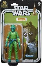 "Star Wars GREEDO 6"" The Black Series LucasFilm 50th Anniversary Amazon Preorder"