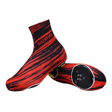 Cycling Shoes Cover Dustproof Zippered Bicycle Overshoes for Men Women Road W0W4