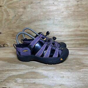 Keen Newport H2 Waterproof Hiking Sport Sandals Women's size 6 Purple