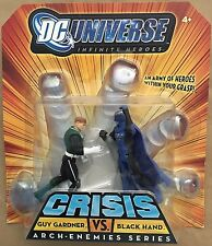 DC Universe Guy Gardner vs. Black Hand Action Figures - Infinite Heroes Crisis