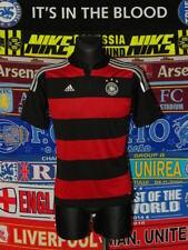5/5 Germany Deutschland 176cm MINT 2014 away football shirt jersey trikot