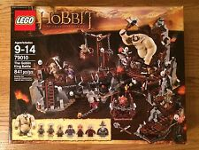 LEGO 79010 The Goblin King Battle from the Hobbit series