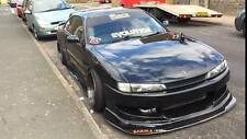Nissan S14 S14a S15 Gloss Side Steps/Côté Jupe Extensions Aero Performance 4