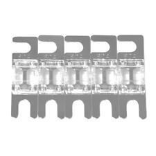 Amplificadores Portafusibles con opción de fusible 40 Amp 60 80 100 150 Mini ANL 4 calibre 8