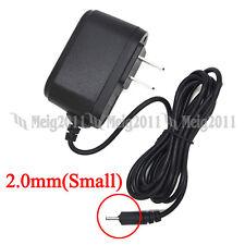Home Wall AC Charger for NOKIA N82 N90 N91 N92 N96 N81 N95 8GB N800 N810 2.0mm