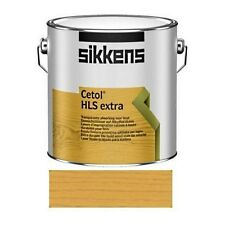 SIKKENS Cetol Holzschutz Extra Wetterschutz-Farbe UV-Schutz 996  esche 5 L