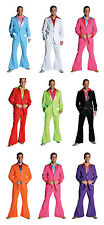 Bright Coloured  70's Pimp Suits - Stage Costume - 10 colors in 4 sizes !!