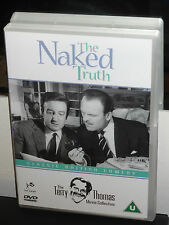 The Naked Truth (DVD) Terry Thomas, Peter Sellers, PAL FORMAT! REGION TWO! NEW!