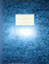 Mattison 72c 100c Rotary Surface Grinder Operators Manual 100c 94 100c 96