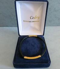 Bracelet moderne en or jaune