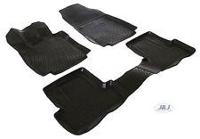 3D TAPPETI TAPPETINI AUTO IN GOMMA SU MISURA per RENAULT CLIO IV  2012-add oggi