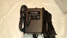 Toshiba PCX2600 Cable Modem  AC Adaptor Power Supply AD-121ADT 12VDC 1A