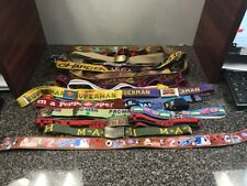 LOT OF (20) VINTAGE KID'S BELTS SOME FROM THE LATE 70'S EARLY 80'S Ship Free!!