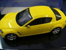 1/43 Autoart Mazda RX-8 (gelb)
