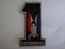 Vietnam War US Air Force 1st AIR COMMANDO Squadron At BIEN HOA Air Base Patch