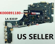 K000891180 Motherboard for Toshiba Satellite C50-B C55-B Laptop, SR1W4, US Loc A