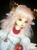 15-16 cm Hair Wig 1/6 BJD MSD SD BJD Doll Super Dollfie Wig