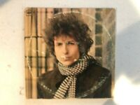Bob Dylan Blonde on Blonde 1966 Columbia 2 LP Very Rare Vinyl 12
