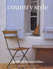 Country Style, Miller, Martin,Miller, Judith, Very Good Book