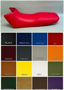 HONDA V45 Seat Cover 750 Interceptor 1983 1984 VF750F  in 25 Colors PS