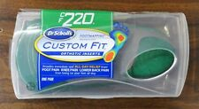 Dr. Scholl's CF220 Custom Fit Orthotic Inserts Dr.Scholl's Dr Scholls CF 220 NEW