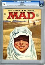 Mad #86  CGC 9.4 cream to off-white pages