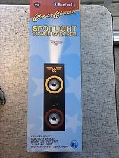 ihip bluetooth Spotlight tower speaker Wonder Woman DC Comics