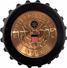 US ARMY MAGNETIC BOTTLE OPENER - FUN MILITARY NOVELTY GIFT !