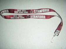 Stanford Cardinal Authentic  2014  Rose Bowl  Lanyard