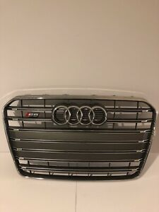 2013-2017 AUDI S5 A5 FRONT GRILL OEM FACTORY