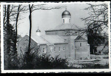 MONASTERE de CHEVETOGNE (BELGIQUE) EGLISE en 1961