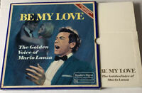 Be My Love Collectors Edition The Golden Voice Of Mario Lanza LP Music Record